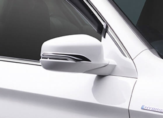 Accord-Hybrid-Door Mirror Garnish