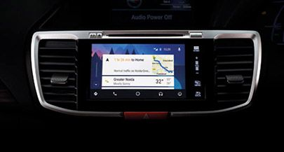 Accord-hybrid-Android Auto
