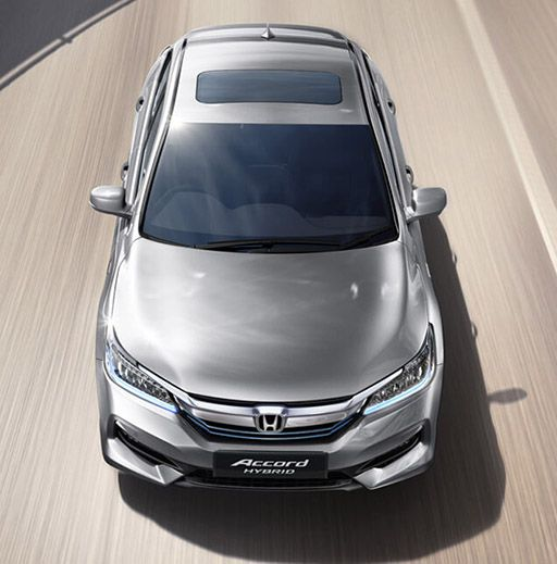 Accord Hybrid A Higher Breed