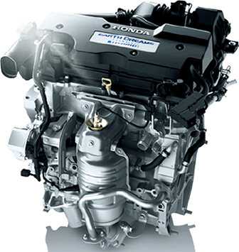 Accord-hybrid-DOHC i-VTEC engine
