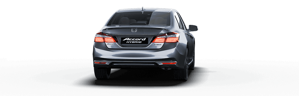 Drag Your Mouse To Spin The Honda Accord Hybrid Around