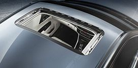 Honda Accord Hybrid Exterior - One-Touch power sunroof