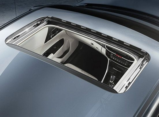 Accord-hybrid-One-Touch power sunroof