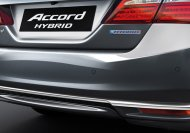 Honda Accord Hybrid Safety - Front and rear parking sensor