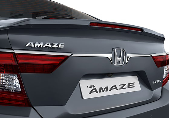 Honda Amaze Accessory - Door Edge Garnish
