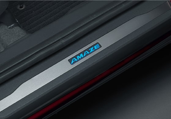 Honda Amaze Accessory - Steering Wheel Cover