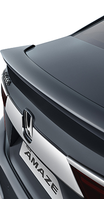 Honda Amaze Accessory - Chrome Door Lining