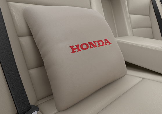 Honda Amaze Accessory - Beige Perforation