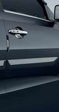 Honda Amaze Accessory - Trunk Garnish