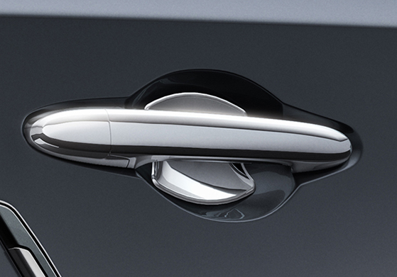Honda Amaze Accessory - Body Side Moulding