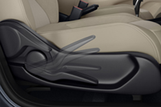 Honda Amaze-Handy Rear Door Pocket