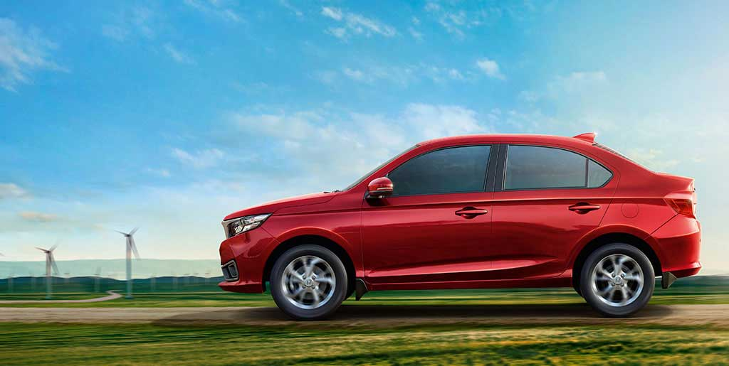 Honda Amaze Interiors Specifications Features Honda Cars India