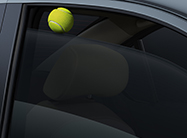 Honda Amaze Safety - Rear Parking Camera