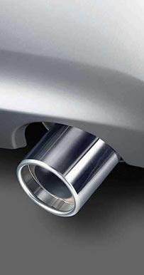 Honda Brio - Exhaust Pipe Finisher