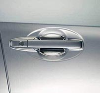 Honda Brio - Chrome Door Handle Protector