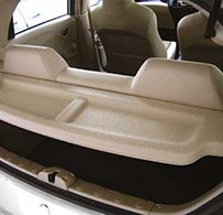 Honda Brio - Rear Shelf