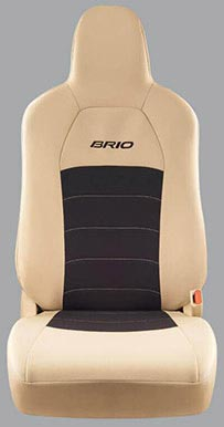 Honda Brio -Fabric Knitted Bolster
