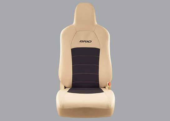 Honda Brio - Fabric Knitted Bolster