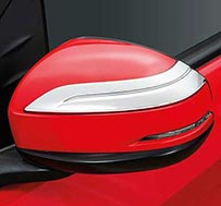 Honda Brio -Door Mirror Garnish