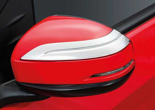 Honda Brio - Door Mirror Garnish