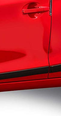 Honda Brio -Body Side Molding