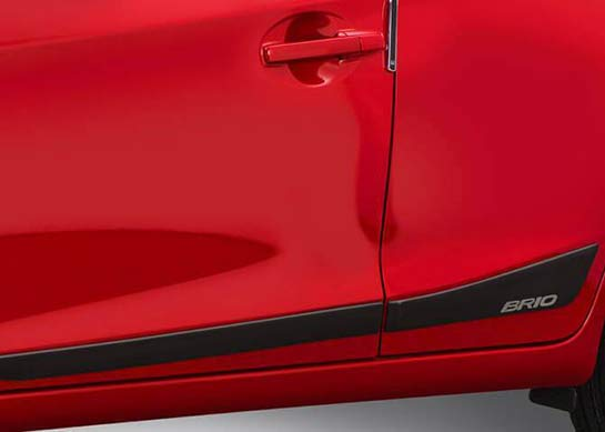 Honda Brio - Body Side Molding