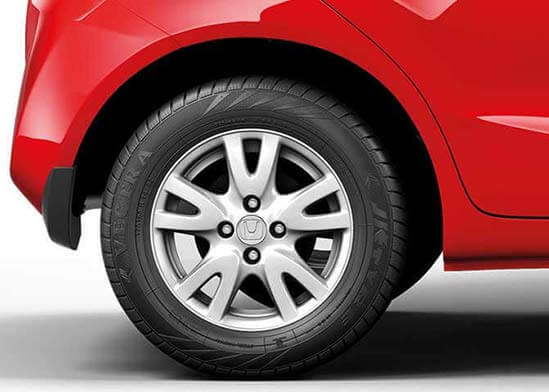 Honda Brio-Dynamic Alloy Wheel