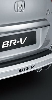 Honda-BRV-REAR GUARD