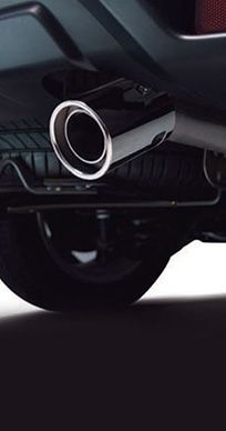 Honda BRV Accessory - Exhaust Pipe Finisher