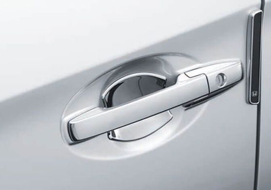 Honda-BRV-Chrome door handle  cover and protector