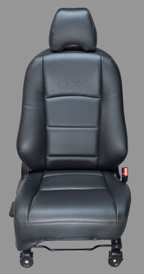 Honda BRV Accessory - Kit Seat Cover PVC with Perforation