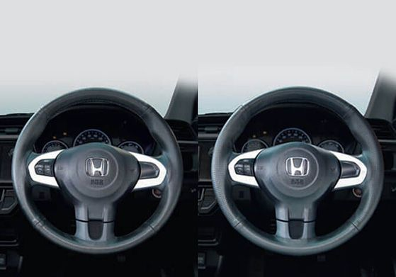 Honda-BRV-Steering covers