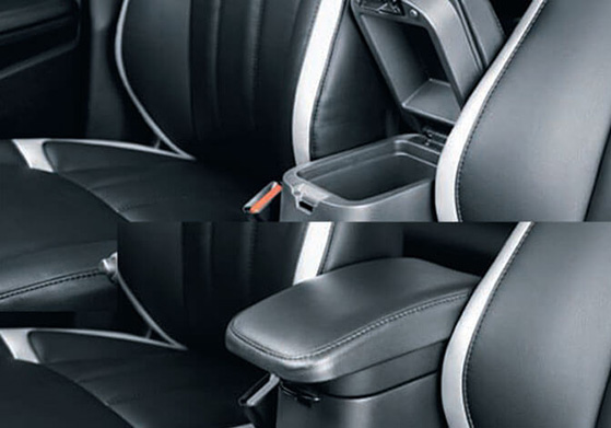 Honda BRV Accessory - Seat Side Console