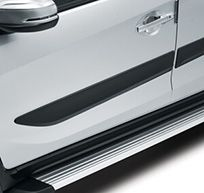 Honda BRV Accessory - Body Side Moulding Armour