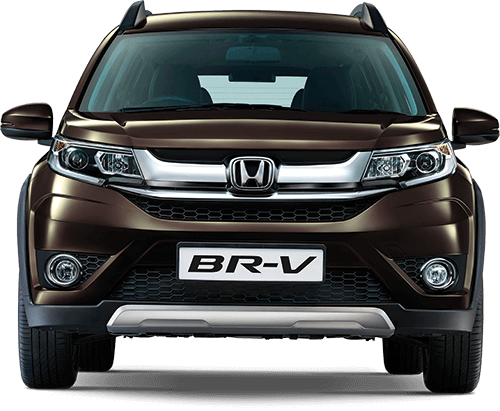 Honda-BRV-Gloden Brown