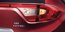 Honda-BRV-Sporty Rear Combination Lamps with LED Light Guide