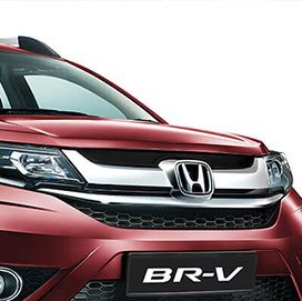 Honda-BRV-Heat absorbing front wind shield