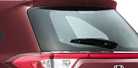 Honda BRV Exterior - Rear Wiper and Washer
