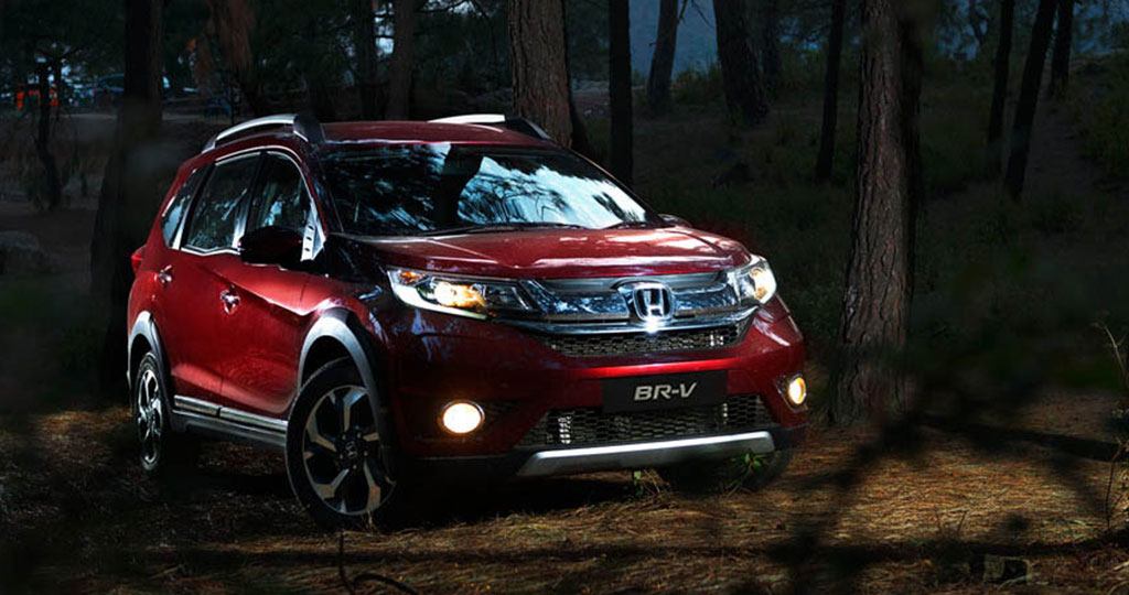 Honda BRV - Front View Image