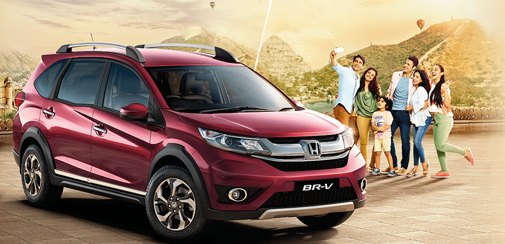 Honda Br V Price Features Specifications Honda Cars India