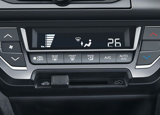 Honda-BRV-Automatic air conditioner