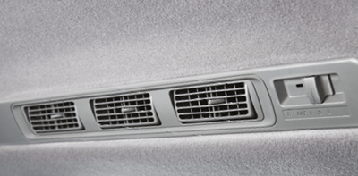 Honda-BRV-2nd Row roof AC Vent