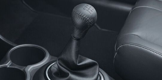 Honda-BRV-Leather Gear Knob