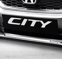 Honda City Accessory - Front Bumper Center Garnish