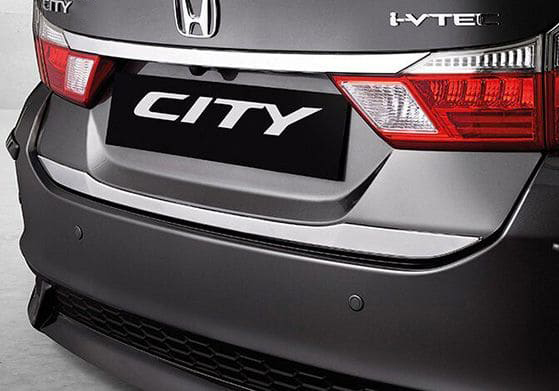 Honda City Accessory - Trunk End Molding