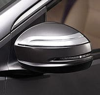 Honda-City-Door Mirror Garnish
