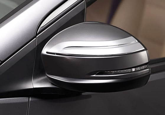 Honda City Accessory - Door Mirror Garnish