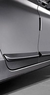 Honda City Accessory - Side Protector