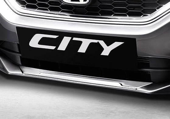 Honda-City-Front Bumper Center Garnish
