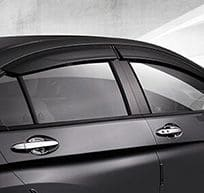 Honda City Accessory - Door Visor